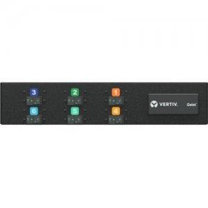 Geist rPDU 24-Outlets PDU U1077 DU00X2R1-24CF17-2S02A9H00-S
