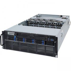 Gigabyte (rev. 100) HPC Server - 4U DP 8 x Gen4 GPU Server G482-Z52