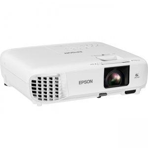 Epson PowerLite 3LCD XGA Classroom Projector with HDMI V11H982020 EPSV11H982020 X49