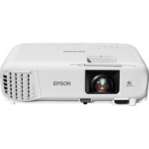 Epson PowerLite 3LCD WXGA Classroom Projector with HDMI V11H983020 EPSV11H983020 W49
