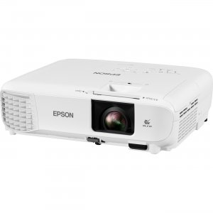 Epson PowerLite 3LCD WXGA Classroom Projector with Dual HDMI V11H985020 EPSV11H985020 119W