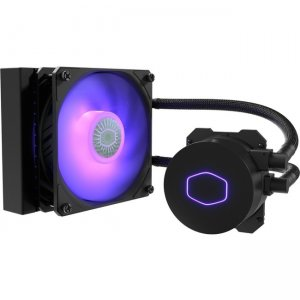 Cooler Master MasterLiquid ML120L V2 RGB Cooling Fan/Radiator/Water Block MLW-D12M-A18PC-R2