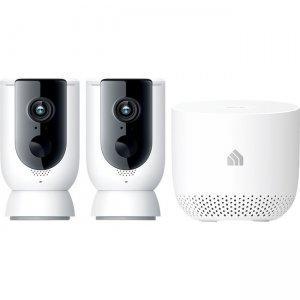 Kasa Smart Smart Wire-Free Camera System KC300S2