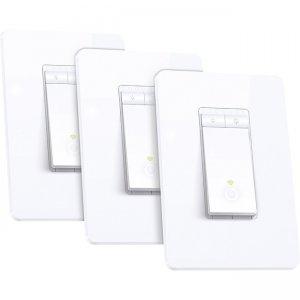 Kasa Smart Wi-Fi Light Switch, Dimmer HS220P3