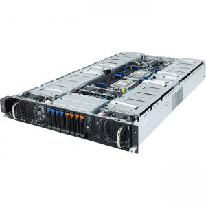 Gigabyte (rev. 100) HPC Server - 2U DP 8 x Gen4 GPU Server G292-Z40