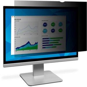 3M Black Privacy Filter for 21.5 in Full Screen Monitors PF215W9E