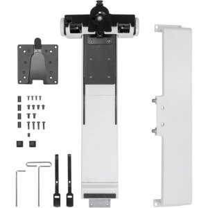 Ergotron WorkFit Elevate Single HD Monitor Kit 98-449-030
