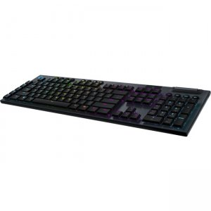 Logitech TKL Tenkeyless Lightspeed Wireless RGB Mechanical Gaming Keyboard 920-009495 G915