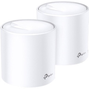 TP-LINK AX3000 Whole Home Mesh Wi-Fi System DECO X60(2-PACK)