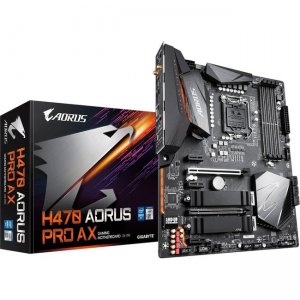 Aorus Ultra Durable (rev. 1.0) Desktop Motherboard H470 AORUS PRO AX