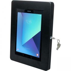 CTA Digital Premium Small Locking Wall Mount (Black) PAD-PSWB