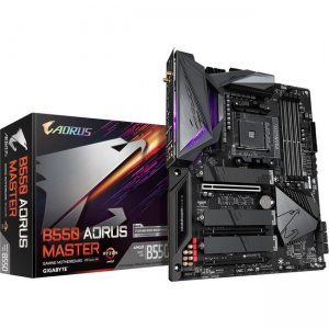 Aorus Ultra Durable (rev. 1.0) Desktop Motherboard B550 AORUS MASTER