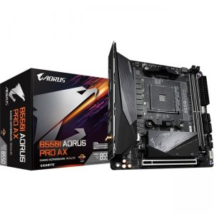 Aorus Ultra Durable (rev. 1.0) Desktop Motherboard B550I AORUS PRO AX