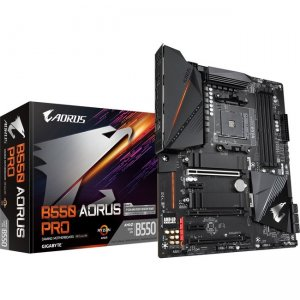 Aorus Ultra Durable (rev. 1.0) Desktop Motherboard B550 AORUS PRO