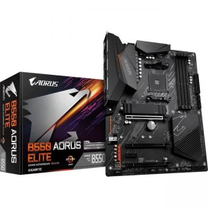 Aorus Ultra Durable (rev. 1.0) Desktop Motherboard B550 AORUS ELITE