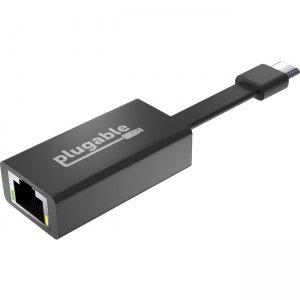 Plugable USB-C to Gigabit Ethernet Adapter USBC-TE1000