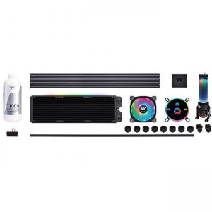 Thermaltake Pacific CL360 Max D5 Hard Tube Water Cooling Kit CL-W259-CU00SW-A