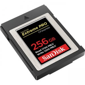 SanDisk Extreme PRO CFexpress Card Type B SDCFE-256G-ANCNN