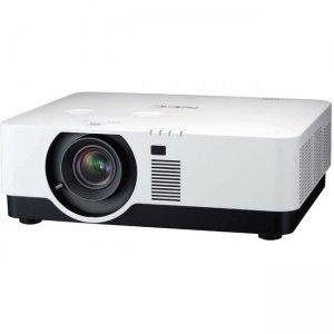 NEC Display 5,000 Lumen, 4K UHD, DLP, Laser Entry Installation Projector NP-P506QL