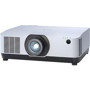 NEC Display 10,000-Lumen Professional Installation Projector w/ 4K Support NP-PA1004UL-W