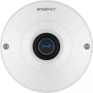 Wisenet 12MP Network Fisheye Camera QNF-9010