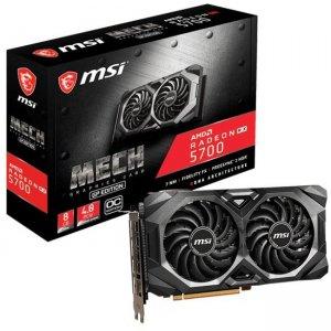 MSI MECH Radeon RX 5700 GP OC Graphic Card R5700MGPC Radeon RX 5700 MECH GP OC