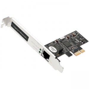 SIIG Single 2.5G 4-Speed Multi-Gigabit Ethernet PCIe Card LB-GE0611-S1