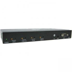 Tripp Lite 4-Port Multi-Format Presentation Switch B320-4X1-MH