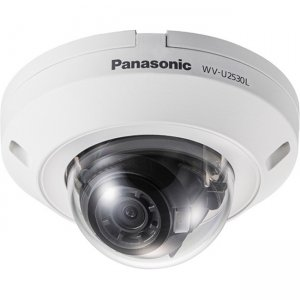 Panasonic Full HD Outdoor Dome Network Camera WV-U2530L