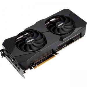Asus Dual Radeon RX 5700 XT EVO OC Graphic Card DUAL-RX5700XT-O8G-EVO