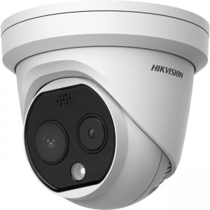 Hikvision Temperature Screening Thermographic Turret Camera DS-2TD1217B-6/PA