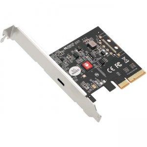 SIIG Single Type-C USB 3.2 Gen 2x2 20G PCIe Card JU-P20D11-S1