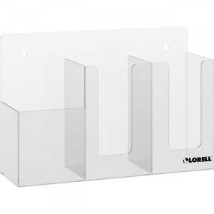 Lorell Acrylic Sanitation Station 03417 LLR03417
