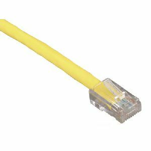 Black Box Gigabase Cat. 5E UTP Patch Cable EVNSL55-0004