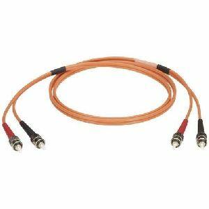Black Box Fiber Optic Duplex Patch Cable EFN6023-002M