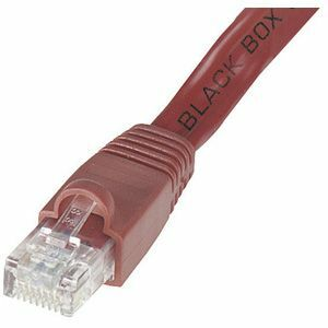 Black Box GigaTrue Cat. 6 Component UTP Patch Cable EVNSL673-0007