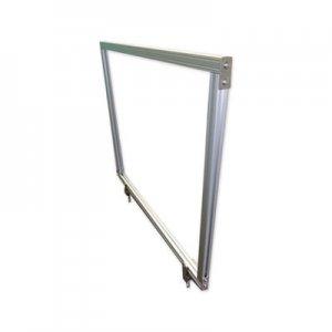 Ghent Desktop Acrylic Protection Screen, 29 x 1 x 24, Clear GHEDPSC2429A DPSC2429-A