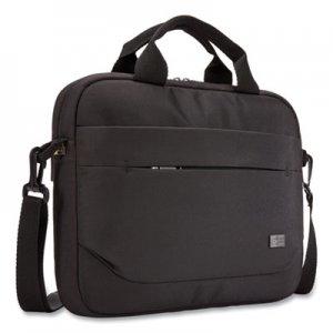 """Case Logic Advantage Laptop Attache, For 11.6"""" Laptops, 11.8 x 2.2 x 10.2, Black CLG3203984 3203984"""