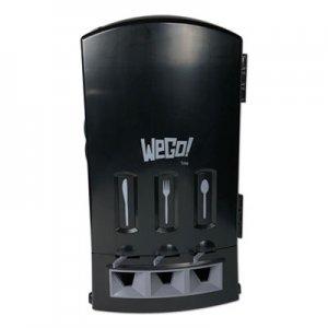 "WeGo Dispenser, 13.39"" x 15.75"" x 23.62"" Black WEG56102200 56102200"