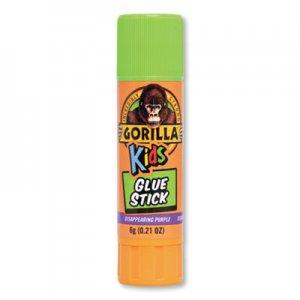 Gorilla Glue School Glue Sticks, 0.21 oz/Stick, Dries Clear, 24/Pack GOR100931PK 100931PK