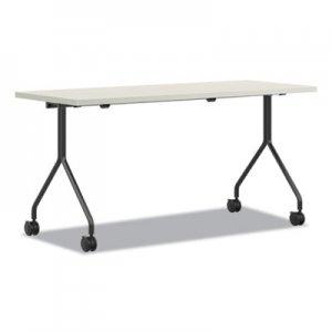 HON Between Nested Multipurpose Tables, 48 x 30, Silver Mesh/Loft HONPT3048NSB9LT