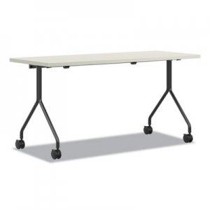 HON Between Nested Multipurpose Tables, 48 x 24, Silver Mesh/Loft HONPT2448NSB9LT