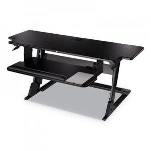3M Precision Standing Desk, 42w x 23.2d x 20h, Black MMMSD70B SD70B