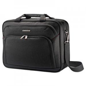 "Samsonite Xenon 3 Toploader Briefcase, 16.5"" x 4.75"" x 12.75"", Polyester, Black SML894331041 894331041"