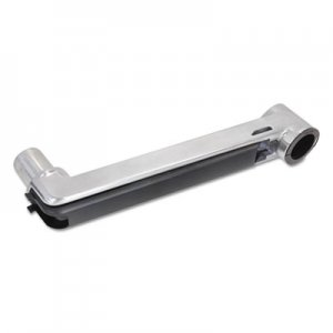 "Ergotron LX Sit-Stand Extension, 11 3/4"" Reach, Polished Aluminum ERG45362026 45-362-026"