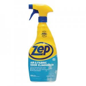 Zep Commercial Air and Fabric Odor Eliminator, Fresh Scent, 32 oz Spray Bottle ZPEZUAIR32EA ZUAIR32
