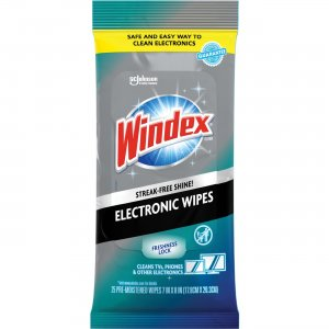 Windex Electronic Wipes 319248CT SJN319248CT