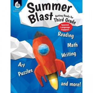 Shell Education Summer Blast Spanish Workbook 86128 SHL86128