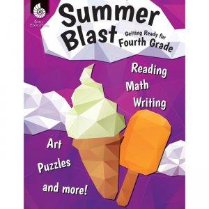 Shell Education Summer Blast Student Workbook 51554 SHL51554
