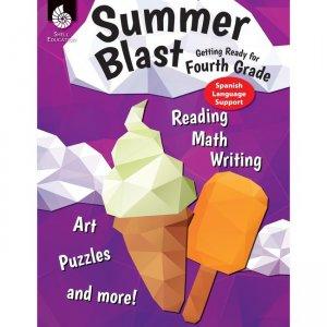 Shell Education Summer Blast Spanish Workbook 86129 SHL86129